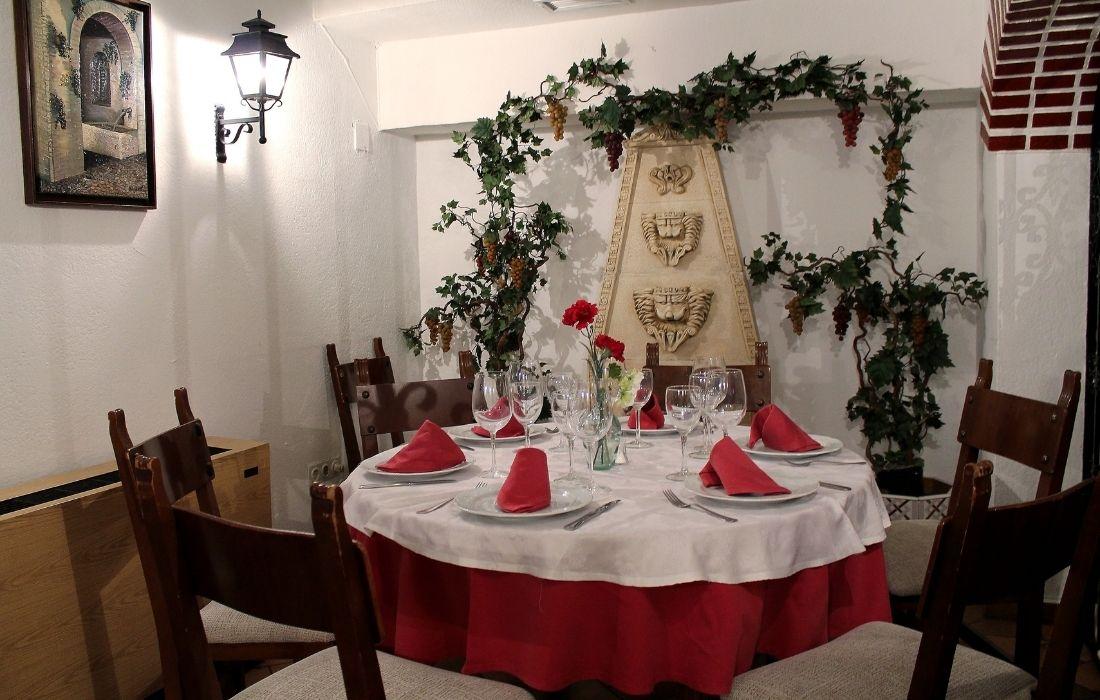 Restaurante Fuente